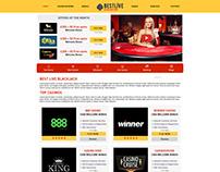 Best-Live-Blackjack Casino Website