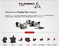 Web design, web developing - Turbo-Tec.