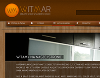 Logo, identification, web design - Witmar.