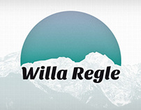 Logo, idetification - Willa Regle.