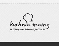 Logo, identification - Kuchnia Mamy.