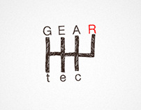 Logo, identification - Geartec.