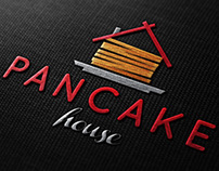Pancake House - logo template