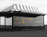 Logo, identification - Kalejdoskop Smaków.