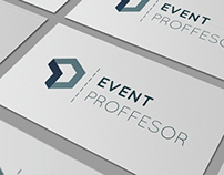 Logo, identification - Event Proffersor.