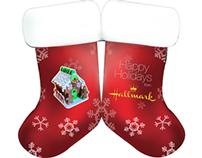 Hallmark Holiday Direct Mail Piece