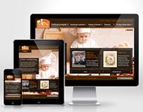 Vel Pitar - Website design proposal - 2012