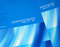 brochure design - aerovent