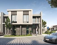B I S A K residential compound , KSA