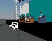 Talkshow Setup