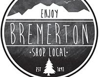 Shop Local, Love local, Live local // Bremerton, wa.