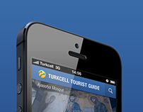 Turkcell Tourist Guide iPhone App