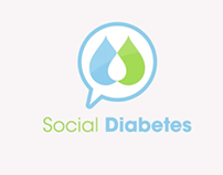 Social Diabetes motion graphics