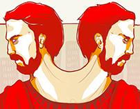 I fratelli Karamazov - illustrazione digitale