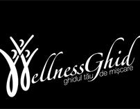 Wellness Ghid - Website & Logo Design - 2012
