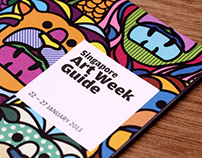Singapore Arts Week Guide