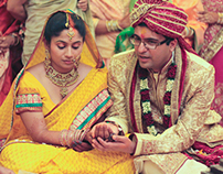Anjali & Ankit - The Evening Ceremony