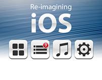 Re-imagining iOS