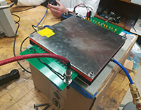 MWPC for Particle Detection