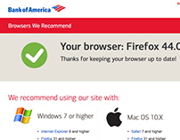 Browsers We Recommend