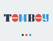 Tomboy Typeface