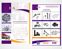 Product Catalogue for Raj Fastener Agency