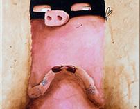 Mysterious Piggy
