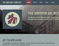 Responsive Website - The Daylight Complex