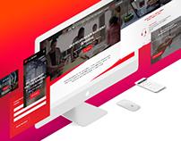 Red Rhino – Brand Identity & Web Experience