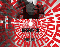 Poster Series for research project SOVMOD