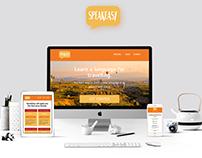 Saas Website Design