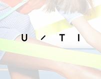 UTI运动服装品牌设计