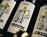 Republic Brewing Co - Brand Identity