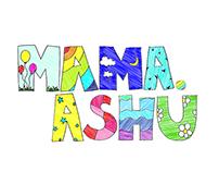 Mama Ashu- Logo and Branding