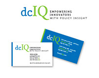 Consulting Group Branding + Online/Print Collateral