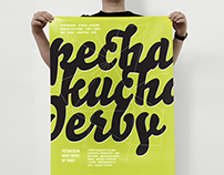 PechaKucha Derby: Branding an inspirational conference