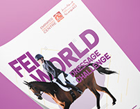 FEI World Dressage Challenge Advert