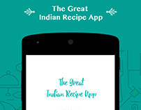 Android app for healthy recipes.