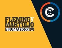 Fleming y Martolio / Rediseño / Rebranding / Restyling
