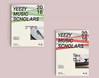 Yeezy Scholars