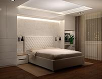 Дизайн-проект интерьера двухкомнатной квартиры, г.Минск