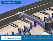 Aéroports de Paris – Chantier CDG - IFU 2EF