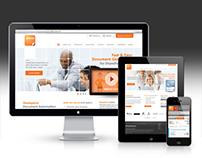 Qorus web & app design