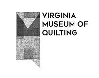 Virginia Museum of Quilting Re-branding demo