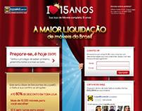Campaign Liquida 15 anos