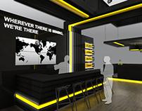 Barloworld Exhibit Stand Concept Proposal