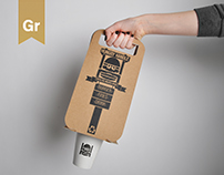 Hungry Handle Branding & Package Design