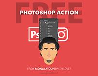Showcase your portfolio on Instagram !