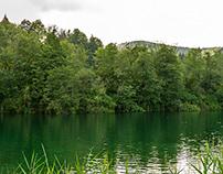 Il parco di Plitvička Jezera