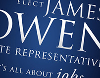 Elect James Owen Campaign